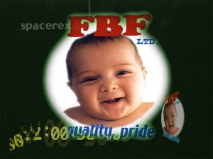 Spacerex Baby Movie YouTube Link