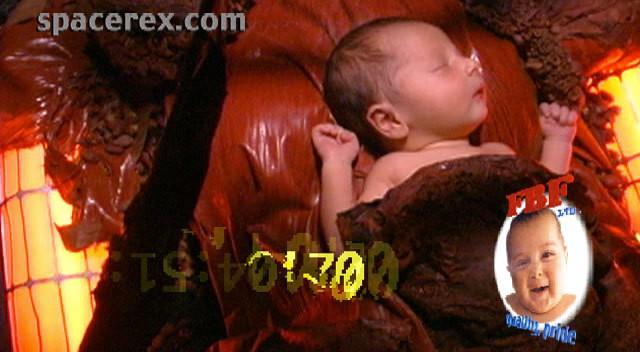 star child, spacerex transmission